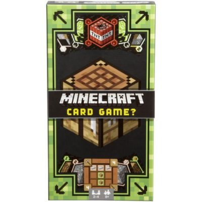 Minecraft: The Card Game