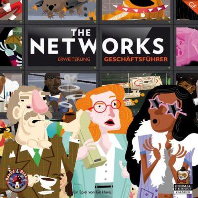 The Networks: Geschäftsführer