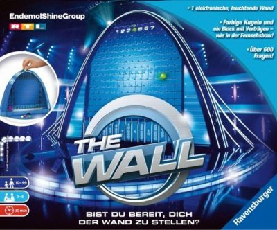 The Wall Brettspiel