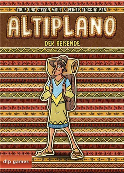 Altiplano: Der Reisende