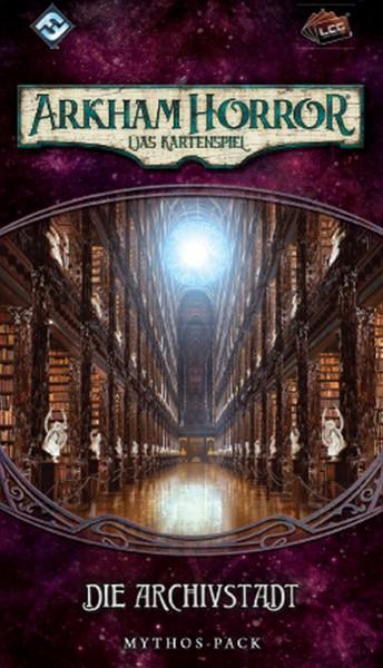Arkham Horror: Das Kartenspiel – Die Archivstadt