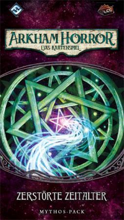 Arkham Horror: Das Kartenspiel – Zerstörte Zeitalter