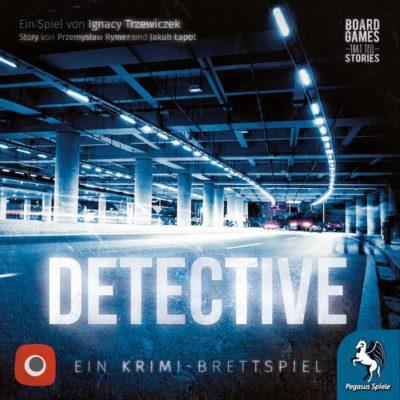 Detective: Ein Krimi-Brettspiel