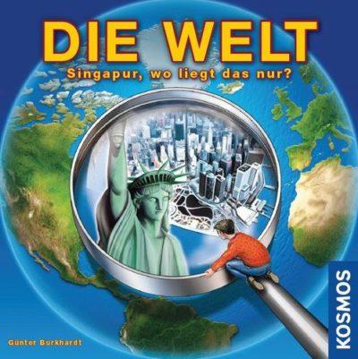 Die Welt: Singapur, wo liegt das nur?