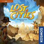 Lost Cities: Das Duell
