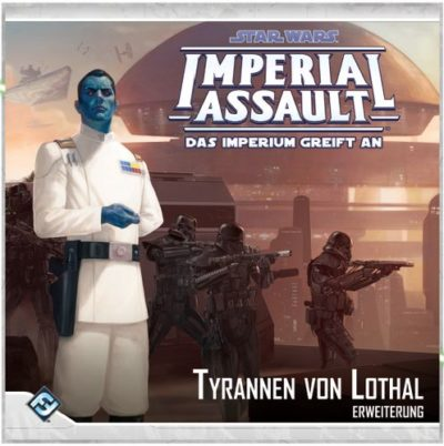 Star Wars: Imperial Assault – Tyrannen von Lothal