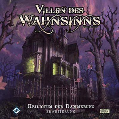 Villen des Wahnsinns: 2. Edition – Heiligtum der Dämmerung