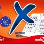 X: Ganz schön knifflig!