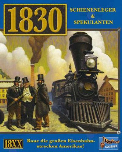 1830: Schienenleger & Spekulanten