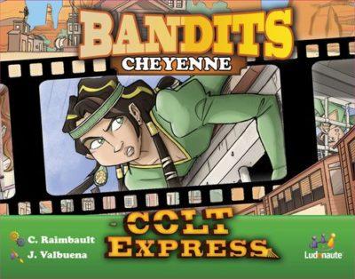 Colt Express: Bandits – Cheyenne