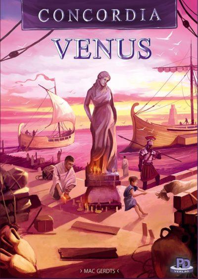 Concordia: Venus (Standalone)
