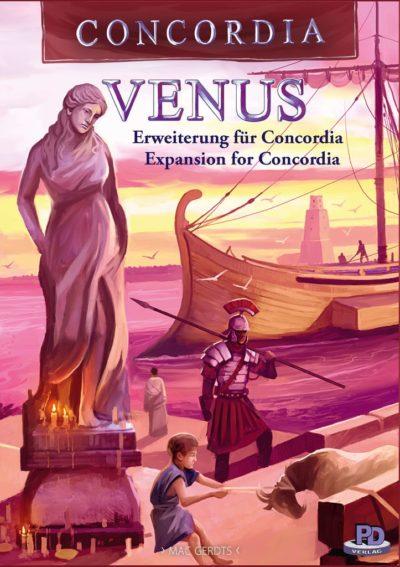 Concordia: Venus
