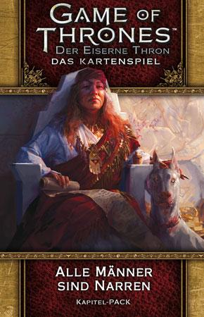 Der Eiserne Thron (Das Kartenspiel) / 2. Edition: Alle Männer sind Narren
