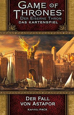 Der Eiserne Thron (Das Kartenspiel) / 2. Edition: Der Fall von Astapor