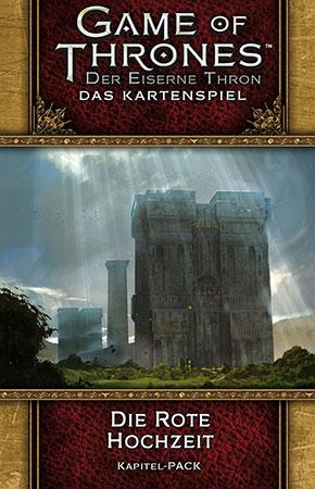 Der Eiserne Thron (Das Kartenspiel) / 2. Edition: Die rote Hochzeit