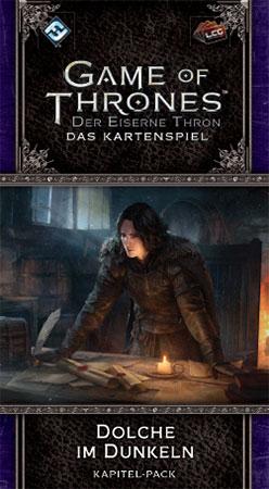 Der Eiserne Thron (Das Kartenspiel) / 2. Edition: Dolche im Dunkeln