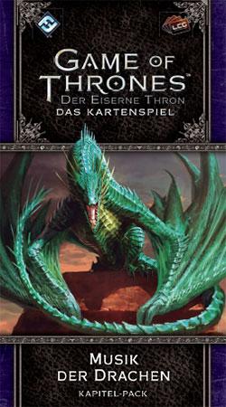Der Eiserne Thron (Das Kartenspiel) / 2. Edition: Musik der Drachen