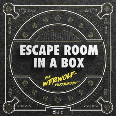 Escape Room: Das Werwolf-Experiment