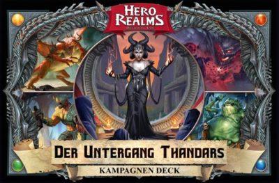 Hero Realms: Der Untergang Thandars