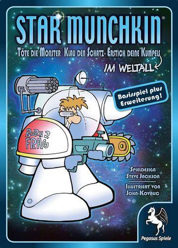 Star Munchkin 1 + 2