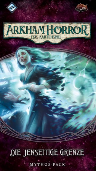 Arkham Horror: Das Kartenspiel – Die jenseitige Grenze