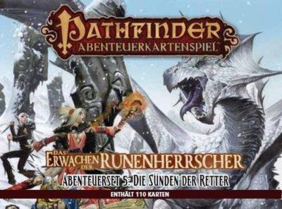 Pathfinder Abenteuerkartenspiel: Die Sünden der Retter