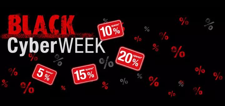 Alle Aktionen Der Cyber Monday Woche Black Friday Week