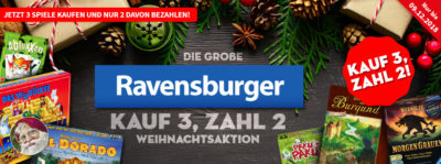 Ravensburger: Kauf 3, Zahl 2