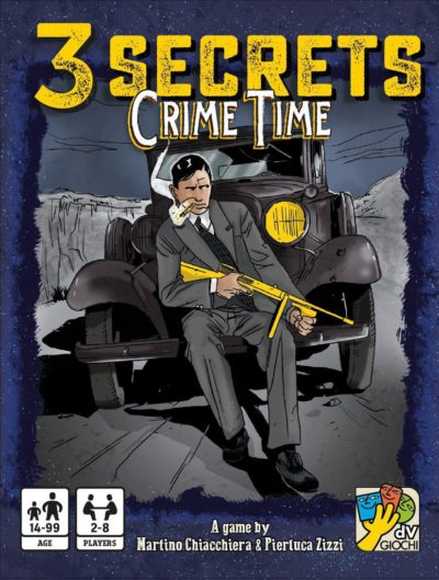 3 Secrets: Crime Time