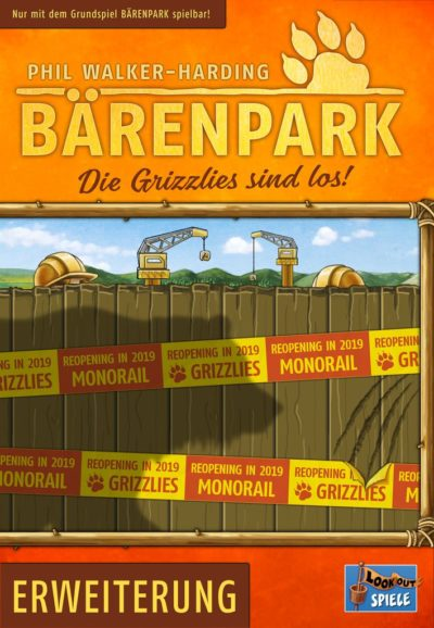 Bärenpark: Die Grizzlies sind los!