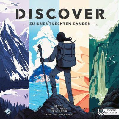 Discover: Zu unentdeckten Landen