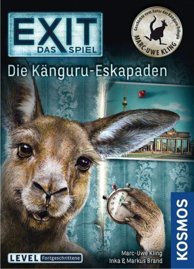 EXIT – Das Spiel: Die Känguru Eskapaden