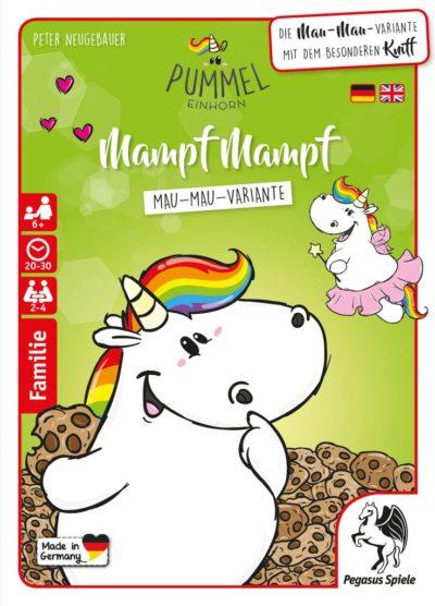 Pummeleinhorn: Mampf Mampf