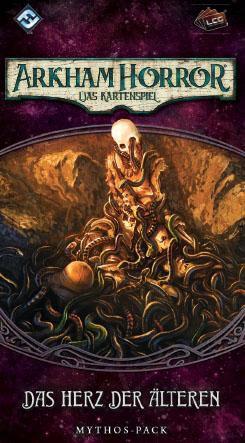 Arkham Horror: Das Kartenspiel – Das Herz der Älteren