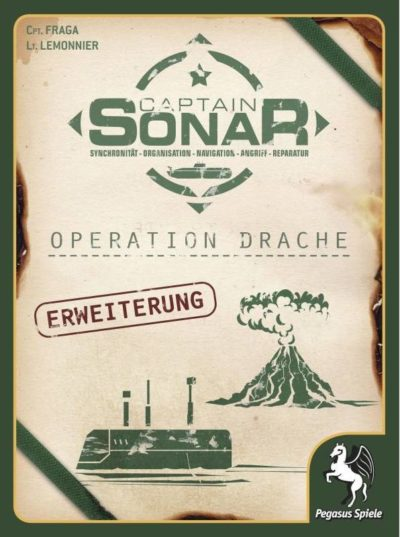 Captain Sonar: Operation Drache