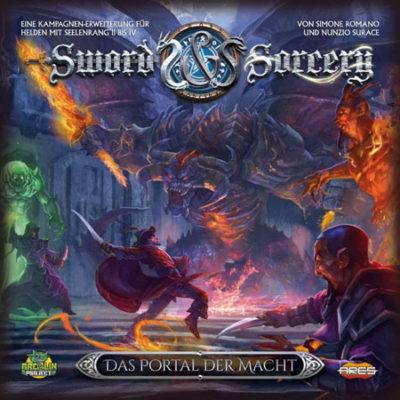 Sword & Sorcery: Das Portal der Macht