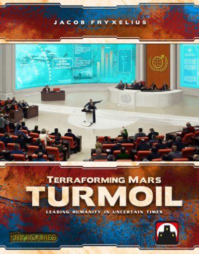 Terraforming Mars: Turmoil