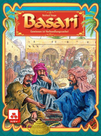 Basari: Das Kartenspiel