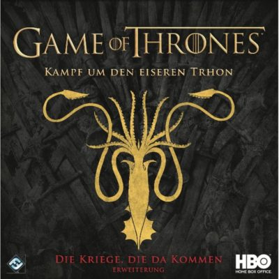 Game of Thrones: Kampf um den Eisernen Thron – Die Kriege, die da kommen