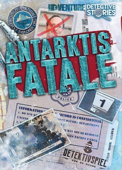 Detective Stories – Fall 2: Antarktis Fatale
