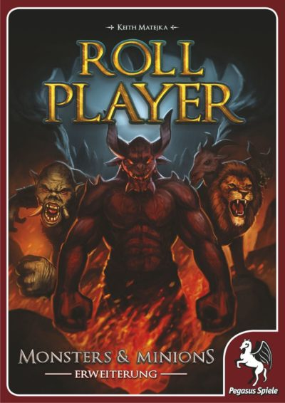 Roll Player: Monster & Minions