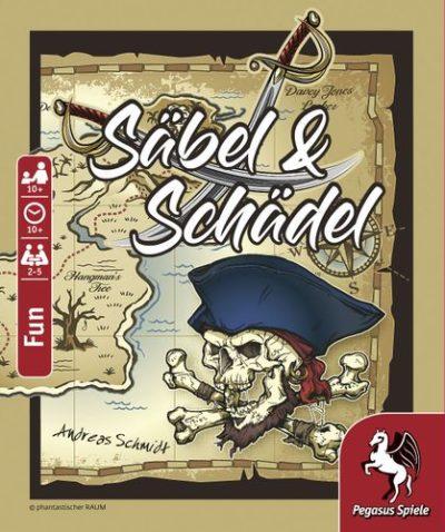Säbel & Schädel