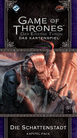 Der Eiserne Thron (Das Kartenspiel) / 2. Edition: Die Schattenstadt