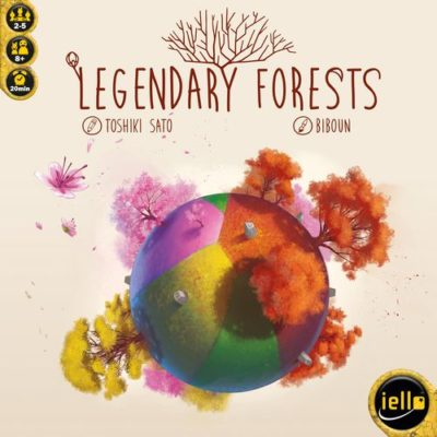 Legendary Forests