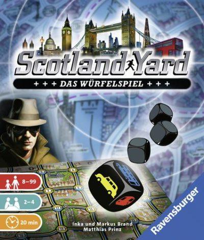 Scotland Yard: Das Würfelspiel