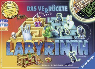 Das verrückte Labyrinth – 30 Jahre Jubiläumsedition