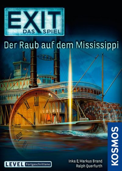 EXIT – Das Spiel: Der Raub auf dem Mississippi