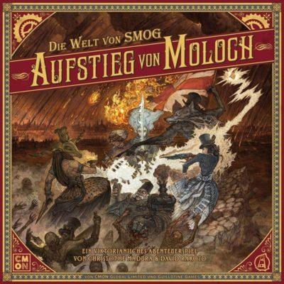 Die Welt von SMOG: Aufstieg von Moloch