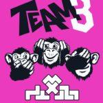 TEAM3 pink