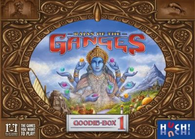 Rajas of the Ganges: Goodie Box
